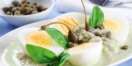 Olas tunča mērcē recepte