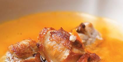 Truša gaļas zupa recepte