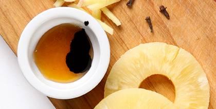 Marināde ar ananasu gabaliņiem recepte