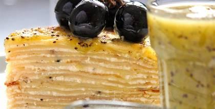 Pankūku torte