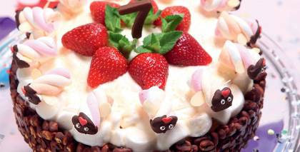 Torte  pirmklasniekam