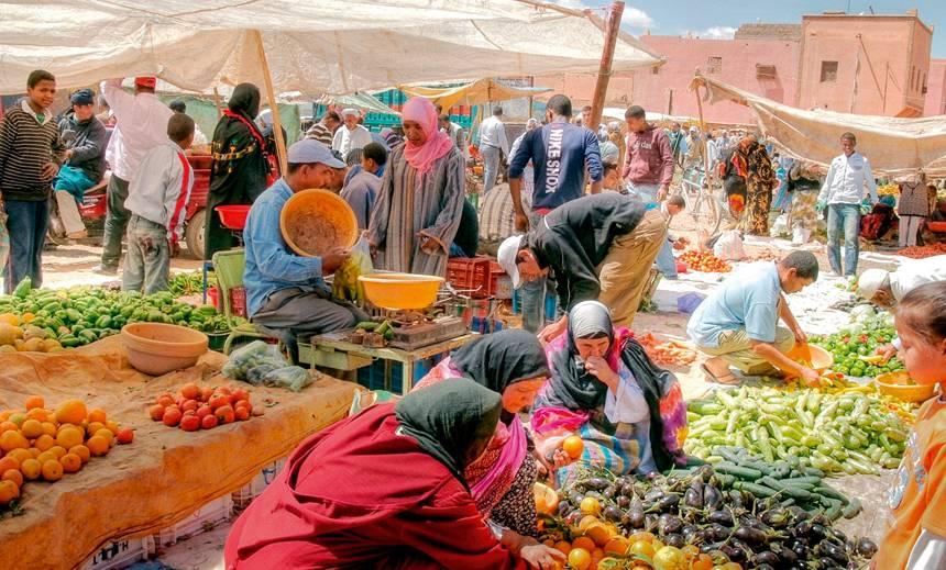 Marokas garša