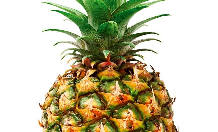 Kā glīti sagriezt ananasu