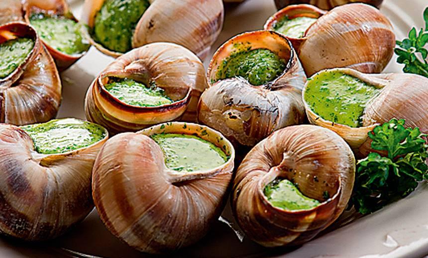 Populārākie produkti un ēdieni no Francijas
