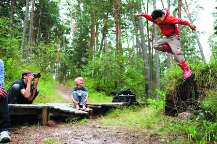 Latvijas Vecāku kustība aicina uz radošo Eko nedēļas nogali!