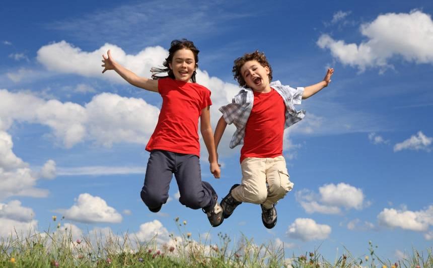Pieci ieteikumi, kas palīdzēs bērnam <strong>draudzēties!</strong>