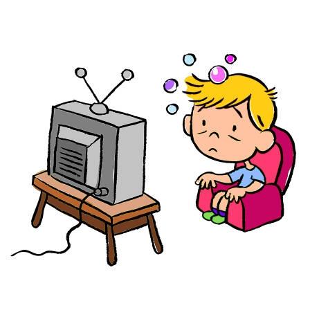 Skatoties televizoru, bērni ēd <strong>neveselīgāk</strong>