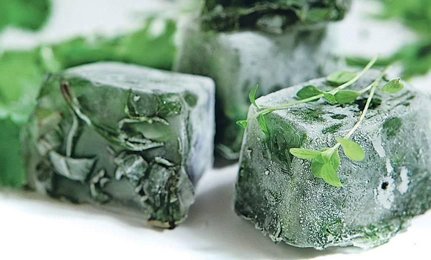 Saldēti zaļumi