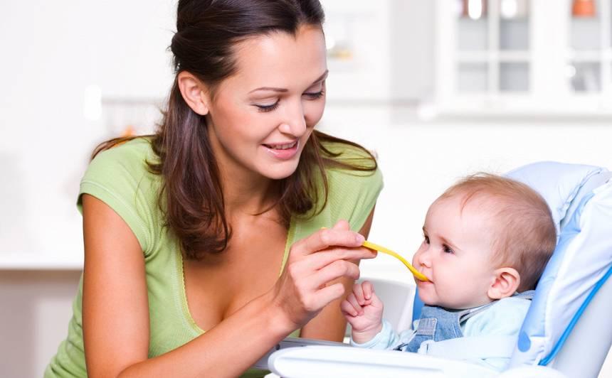 Maltīte mazulim — <strong>ar sāli vai bez?</strong>