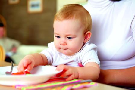 Kas ir <strong>bērna</strong> vadīta ēšana?
