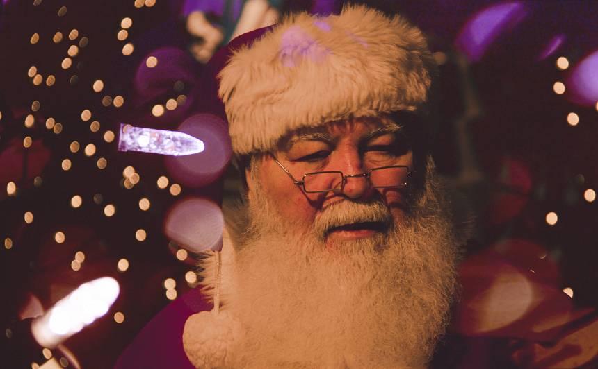 <strong>Ko stāstīt bērnam</strong> par Ziemassvētku vecīti?