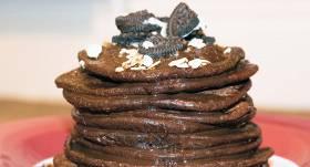 Šokolādes pankūkas