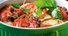 Tomātu un cūkgaļas sacepums recepte