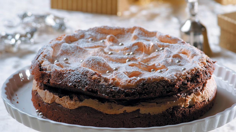 Ziemassvētku šokolādes kūka recepte