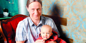 <strong>Ērika Dreibanta receptes</strong> dēliņam Paulam viņa pirmajā gadiņā!