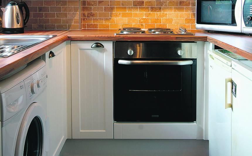 10 padomi, kas jāņem vērā, <strong>plānojot mazu virtuvi</strong>