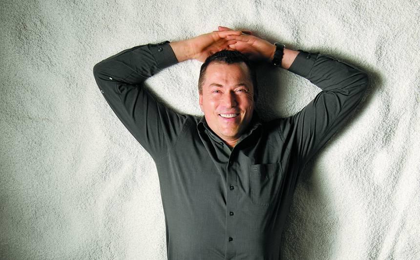 Mūžībā devies aktieris, režisors un uzņēmējs <strong>Andrejs Žagars</strong>