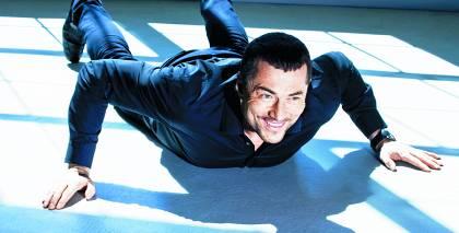 <strong>Andrejs Žagars</strong> pirms 10 gadiem intervijā žurnālam <em>SANTA</em>: «Mani nogurdina un kaitina viduvējības»
