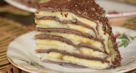 Tas jāzina katram kūku cepējam! <strong>Vārītais krēms tortēm un kūkām</strong>