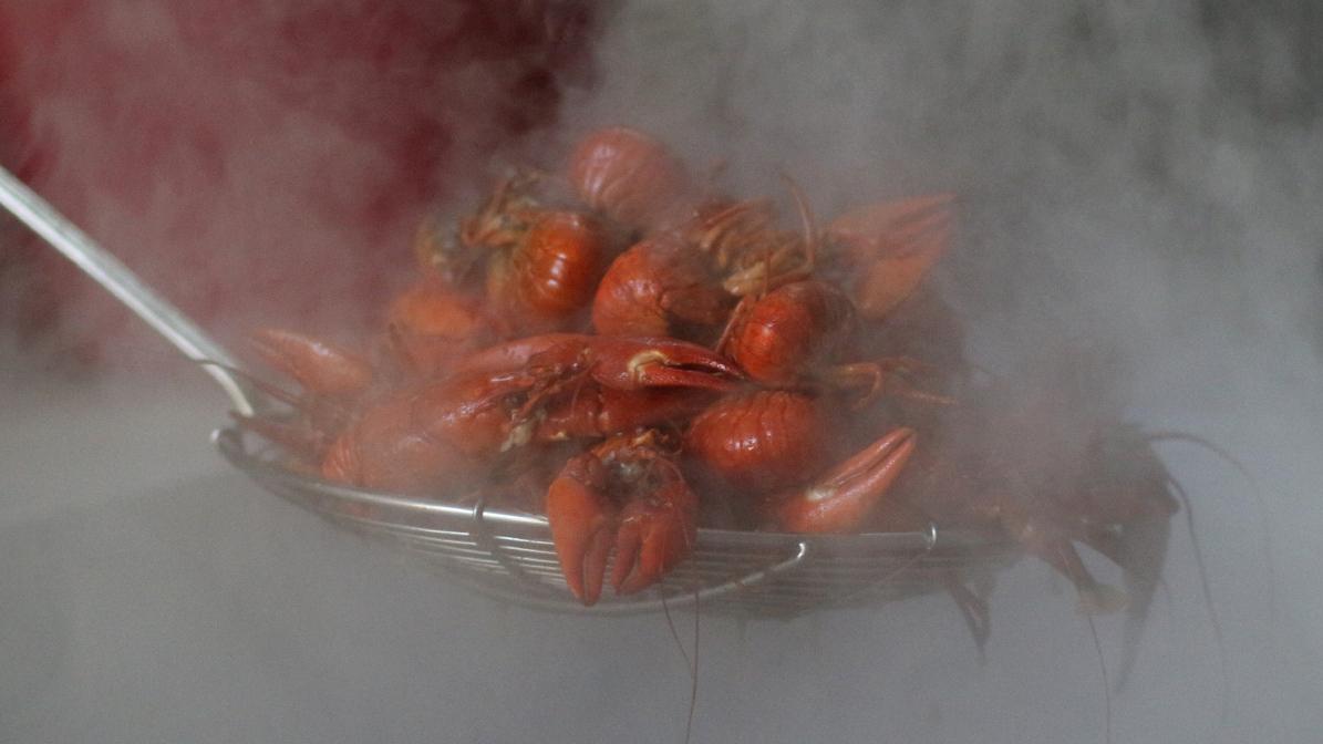 Crayfish Bob's Crawfish Boil