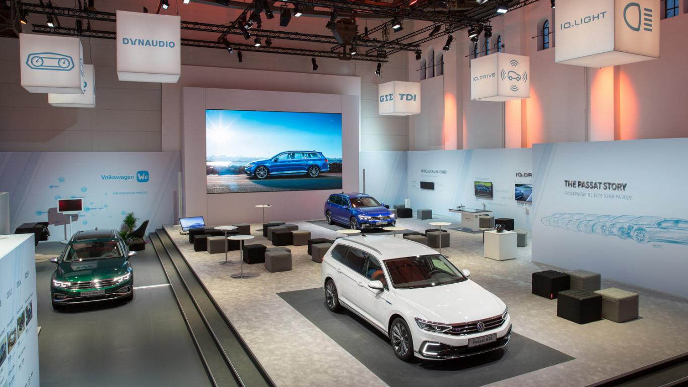 <strong>Ekskluzīvi:</strong> Auto Bild Hamburgā apmeklē jaunā Passat prezentāciju! (FOTO)
