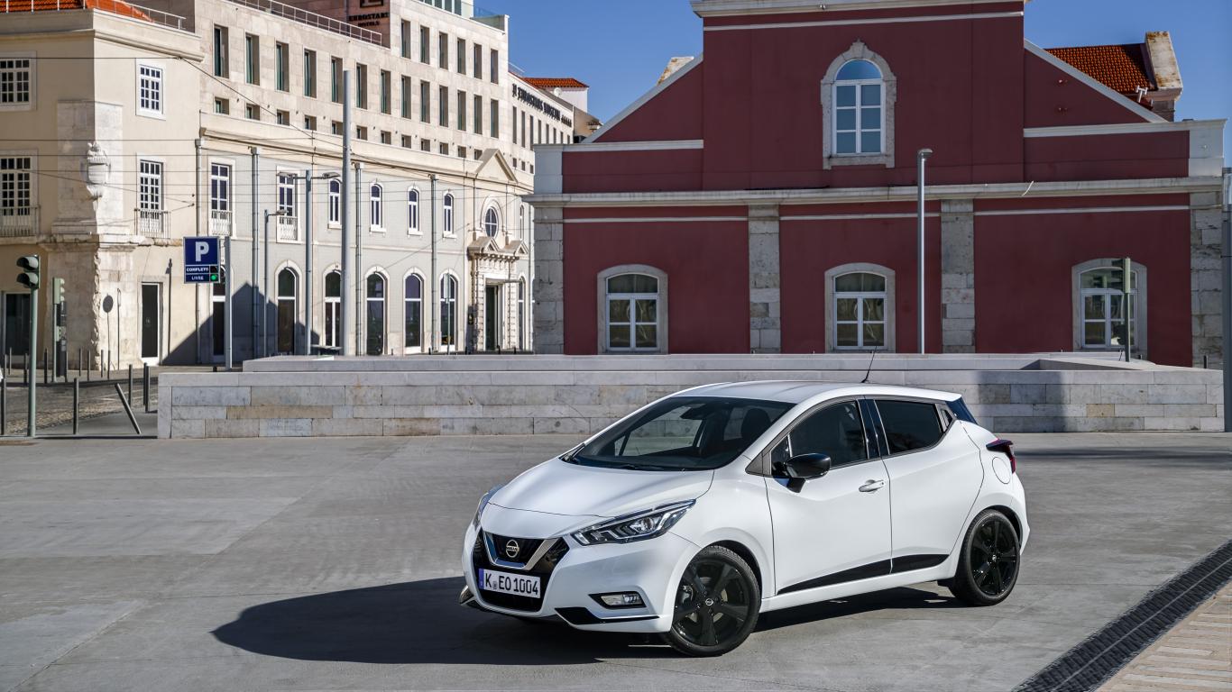 Nissan paplašinājis Micra klāstu, būs arī <strong>sporta versija</strong> (FOTO)<br />