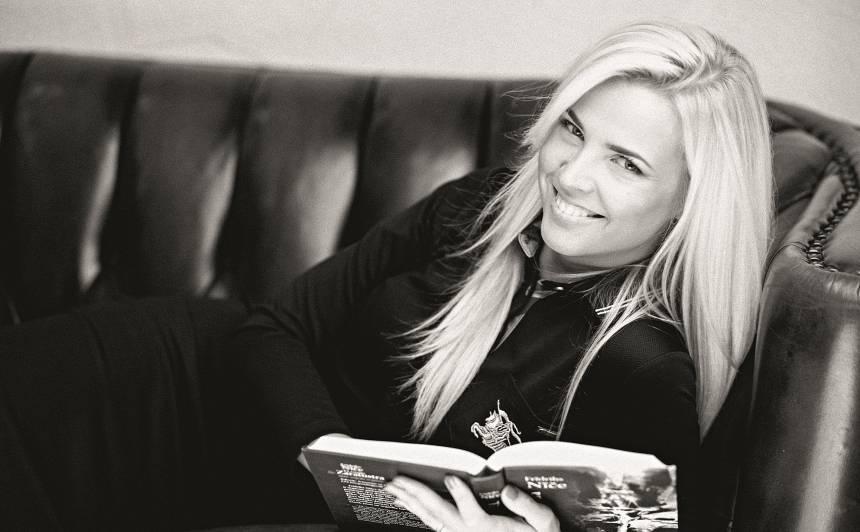 Gaišreģe Agnese Ziediņa-Zariņa: <strong>latvieši skaita svešu naudu un dzīvo citu cilvēku dzīves, nevis savu</strong>