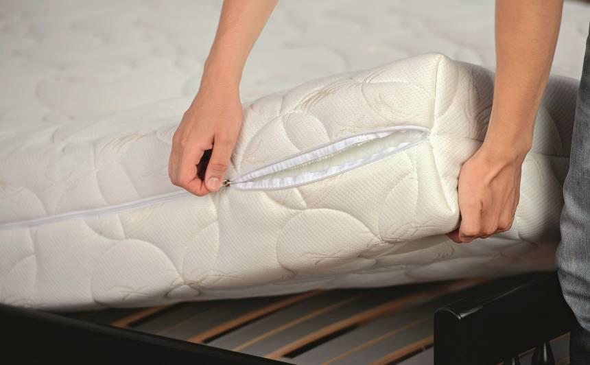 Pēc ziemas miega <strong>matracis ir jāiztīra</strong>