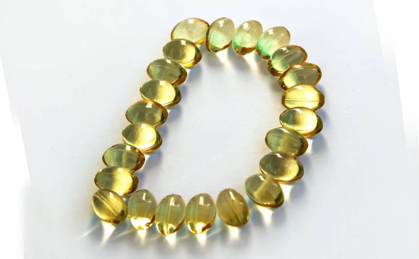 Dāmu draugs — džentlmenis <strong>D vitamīns</strong>