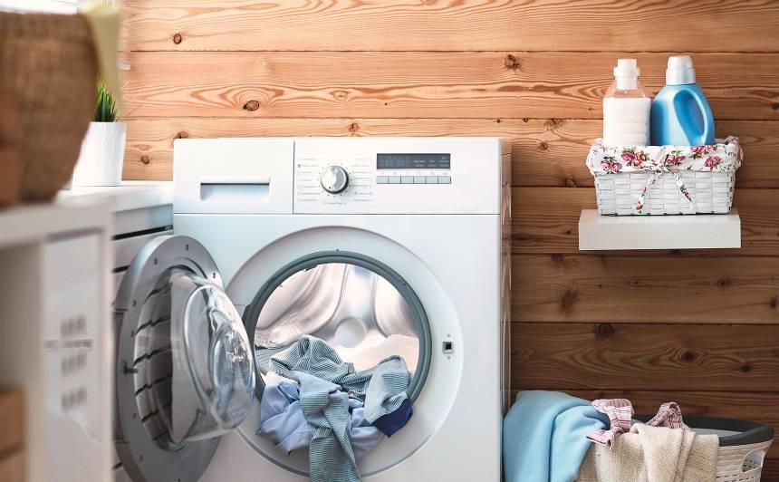 7 iemesli, kāpēc <strong>veļas mašīna mēdz streikot</strong>
