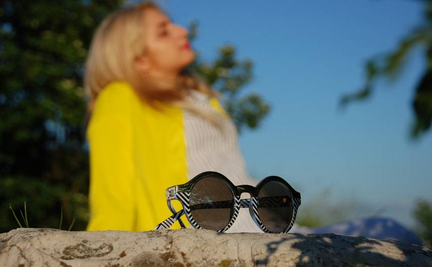 Saulesbrilles nav tikai <strong>modīgs aksesuārs</strong>