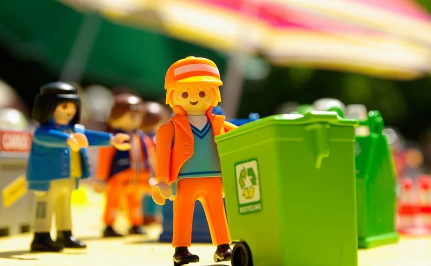 <strong>Kā šķirot atkritumus</strong> un kur tos pēc tam likt?