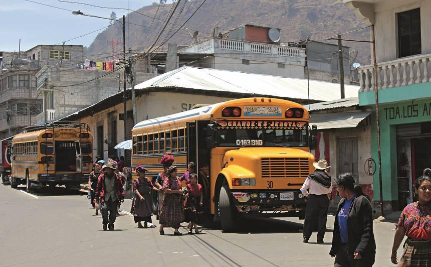 <strong>Ceļojums uz Gvatemalu</strong> — krāšņa zeme, kur laiks ir apstājies