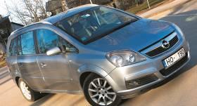 Lietots auto: <strong>Opel Zafira (05–11)</strong> — ekspertu atsauksmes