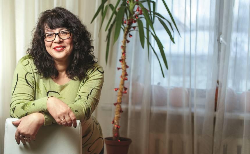 Jelgavniece Ingrīda Narvila: <strong>«Krona slimība iemācīja būt optimistei»</strong>