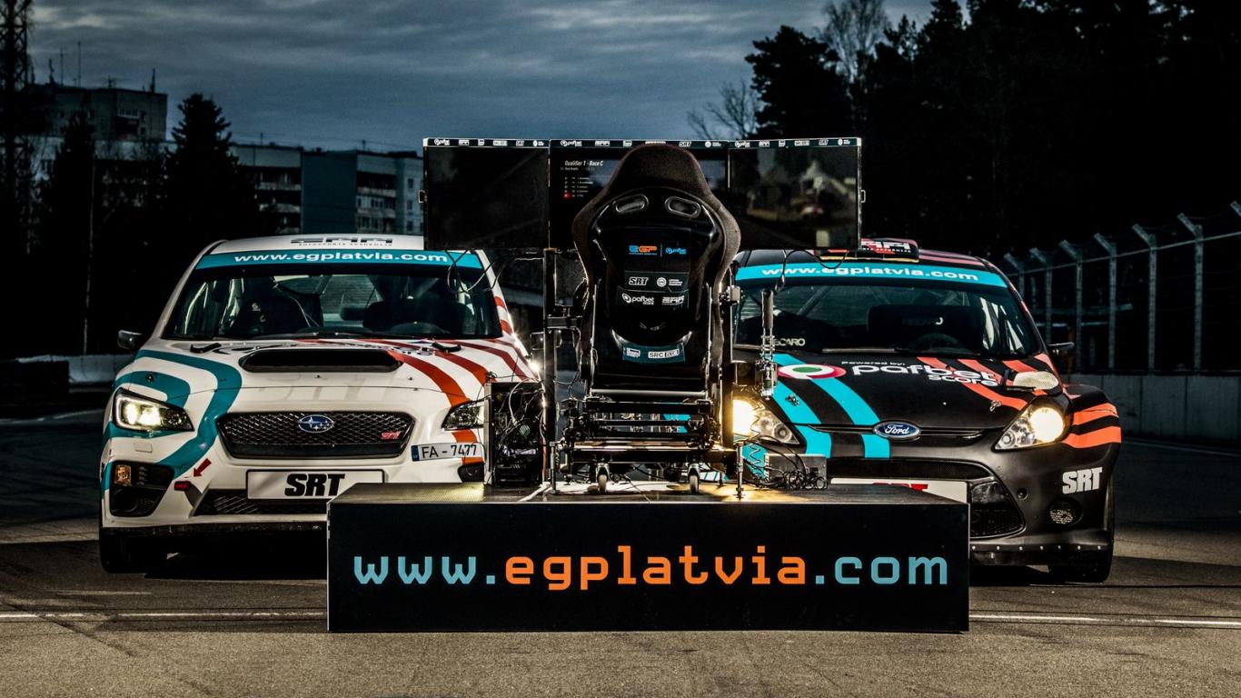Latvijā pirmoreiz notiks <strong>e-autosporta</strong> čempionāti