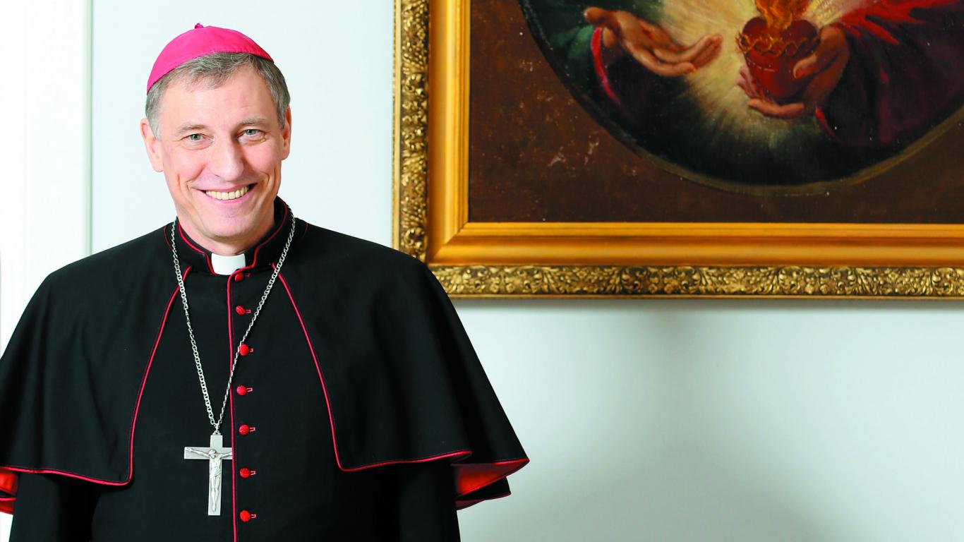 Arhibīskaps <strong>Zbigņevs Stankevičs:</strong> Iemīlēšanās ir Dieva dāvana, kas jāatstrādā