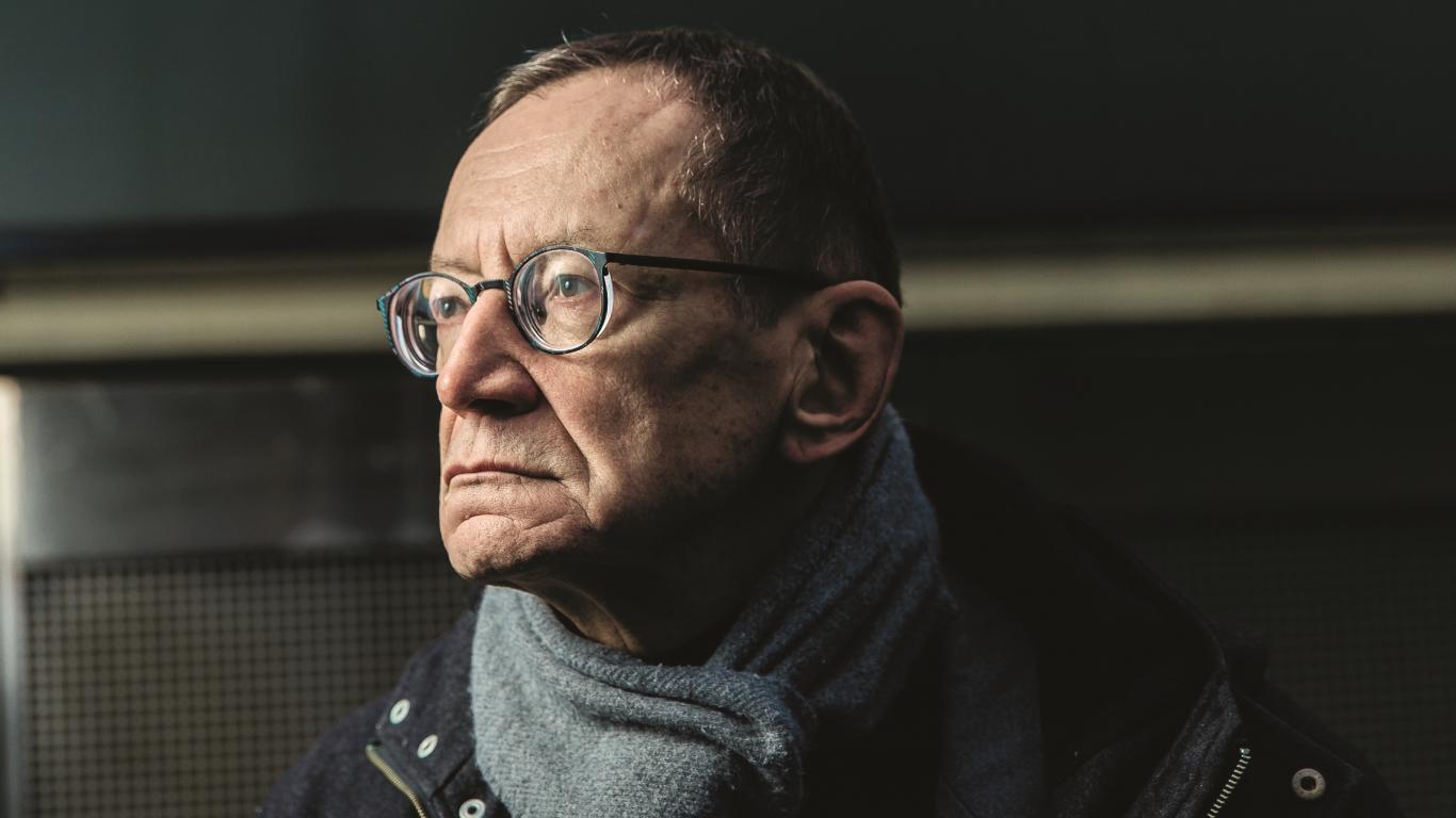 Dzejnieks Jānis Rokpelnis: <strong>«Visu mūžu esmu uzskatījis, ka laime uz mani neattiecas»</strong>