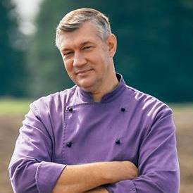 Gatavo šefpavārs Ingmars Ladigs (atpūtas komplekss Rožmalas)