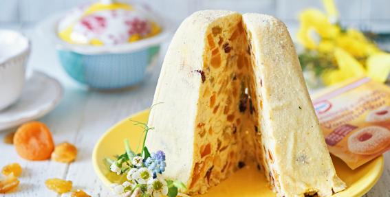 Liels un garšīgs biezpiena sieriņš — <strong>Vārītā pasha</strong>