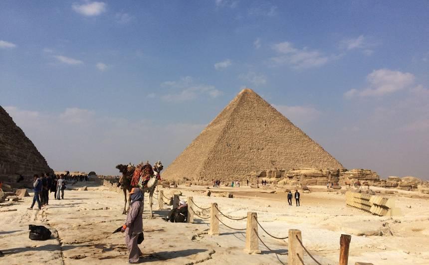 <strong>9 mazāk zināmi fakti</strong> par seno Ēģipti