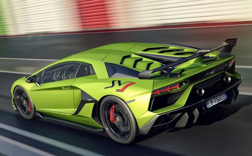 Izstāde <em>Auto 2019</em> — no eko hečbekiem līdz <strong>770 ZS Lamborghini Aventador SVJ superauto!</strong>