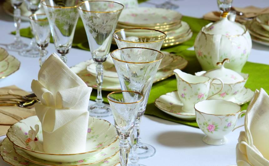 Svētku viesis – <strong>porcelāns</strong>