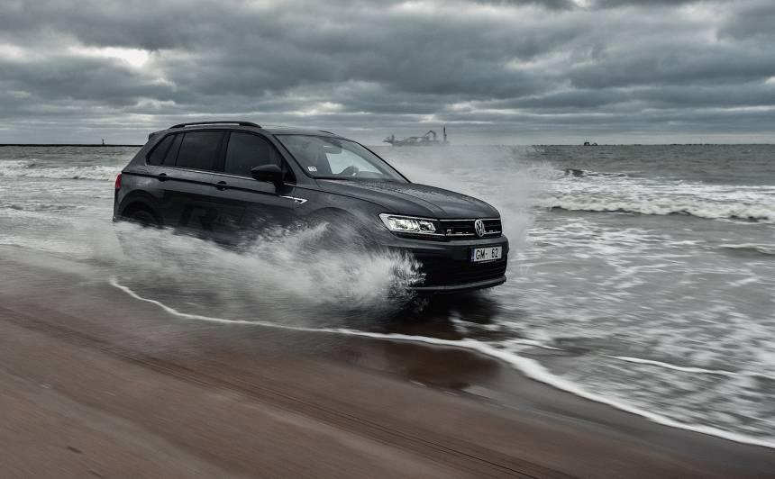 Latvijā arvien vairāk izvēlas <strong>VW dīzeļdzinējus,</strong> populārākais modelis — Tiguan