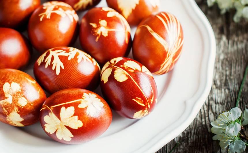 29 idejas, ko iesākt ar izvārītajām un neapēstajām Lieldienu olām ...