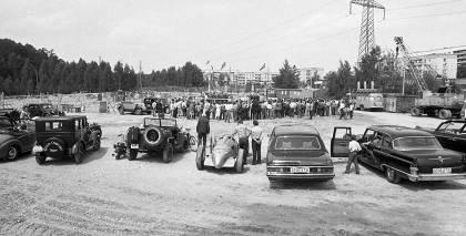 Rīgas Motormuzejam <strong>30 gadu jubileja</strong> — vēsturiski foto