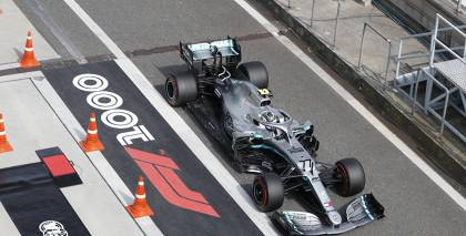 Lūiss Hamiltons - 1000. Grand Prix posma uzvarētājs