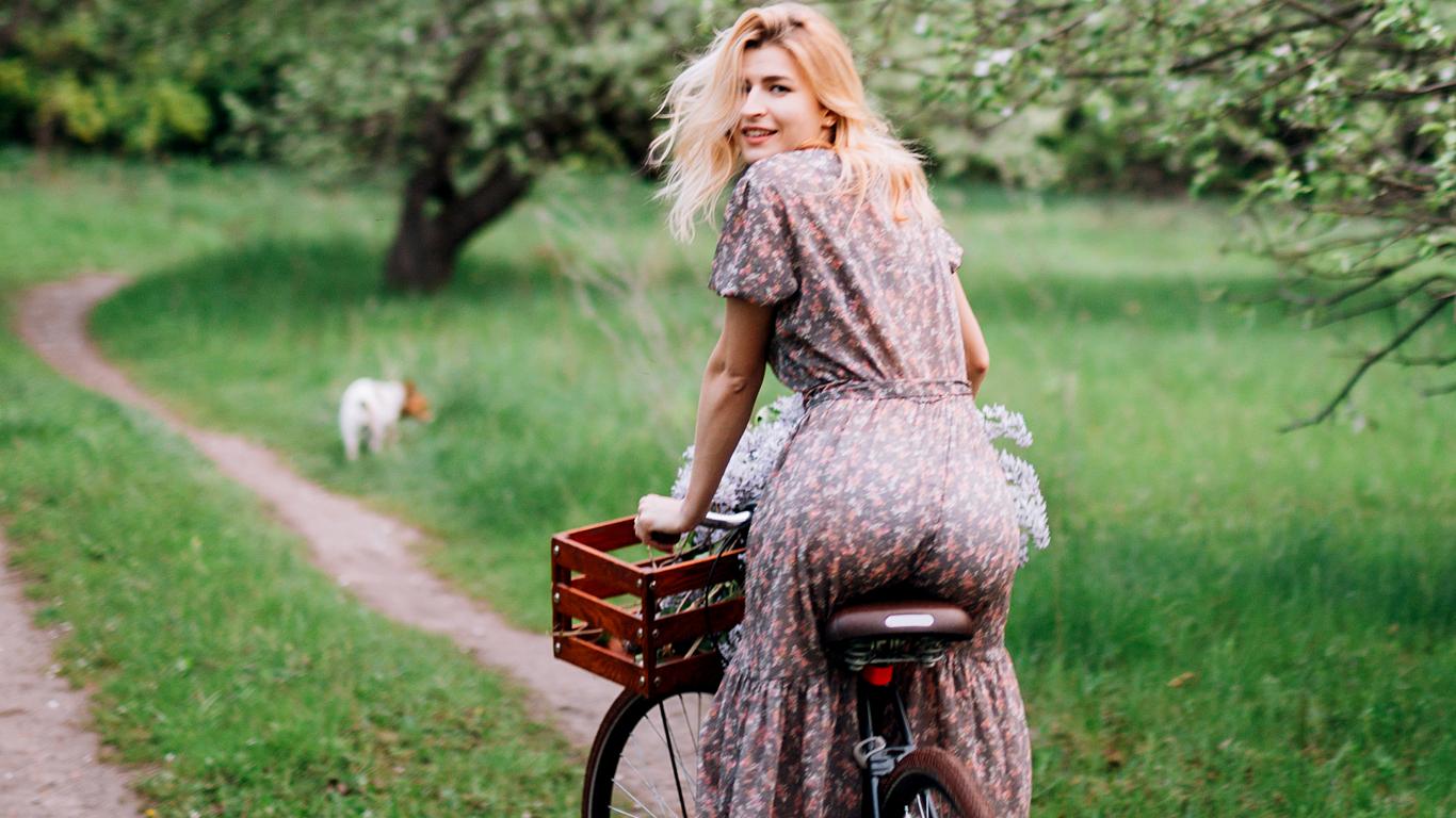 Izvēlamies <strong>velosipēdu laukiem!</strong>