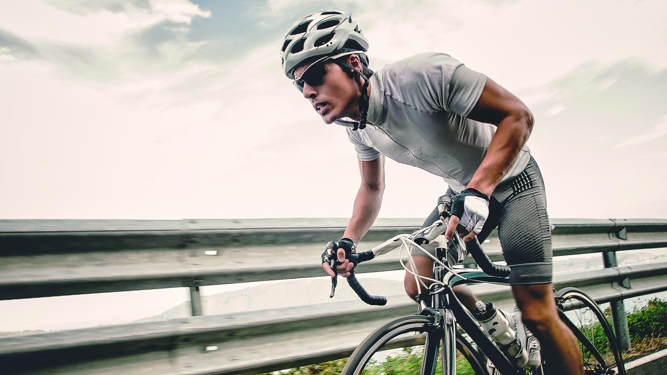 Kāpēc <strong>sēsties uz velosipēda</strong>