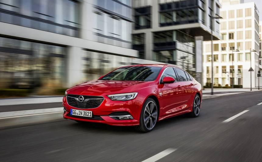 <em>Opel Insignia</em> ieguvis <strong>pirmo vietu</strong> klientu apmierinātības pētījumā<em> J.D. Power Award</em>